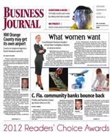 Orlando Business Journal Best Salon 2012