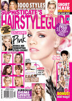 Celebrity Hairstyle Guide Hair Trends Issue