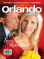 Orlando Magazine Cover Hair Stella Luca Salon
