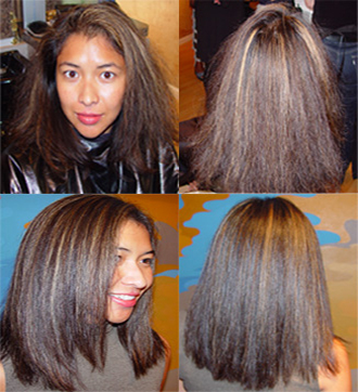 Japanese Straightening Stella Luca