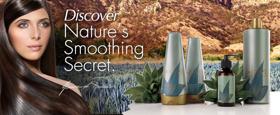 Agave Oil Hair Treatment