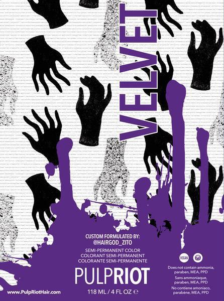 Orlando's 1st Pulp Riot Salon - Velvet