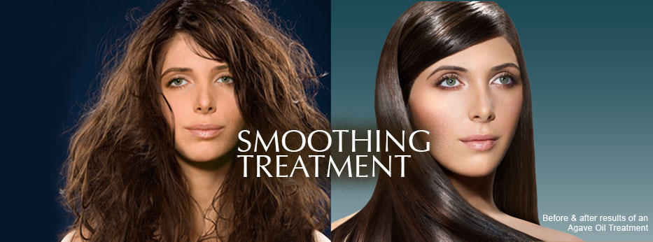 Orlando 39 s keratin treatment experts stella luca - Salon straightening treatments ...