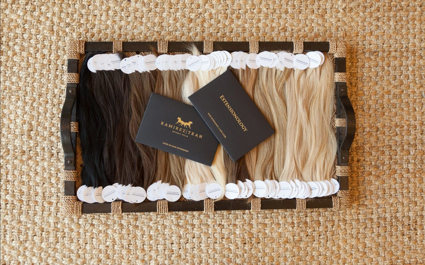 Extensionology Hair Extensions At Stella Luca Stella Luca