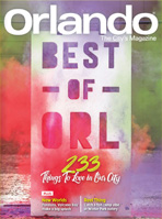 Orlando Magazine Best Salon 2017