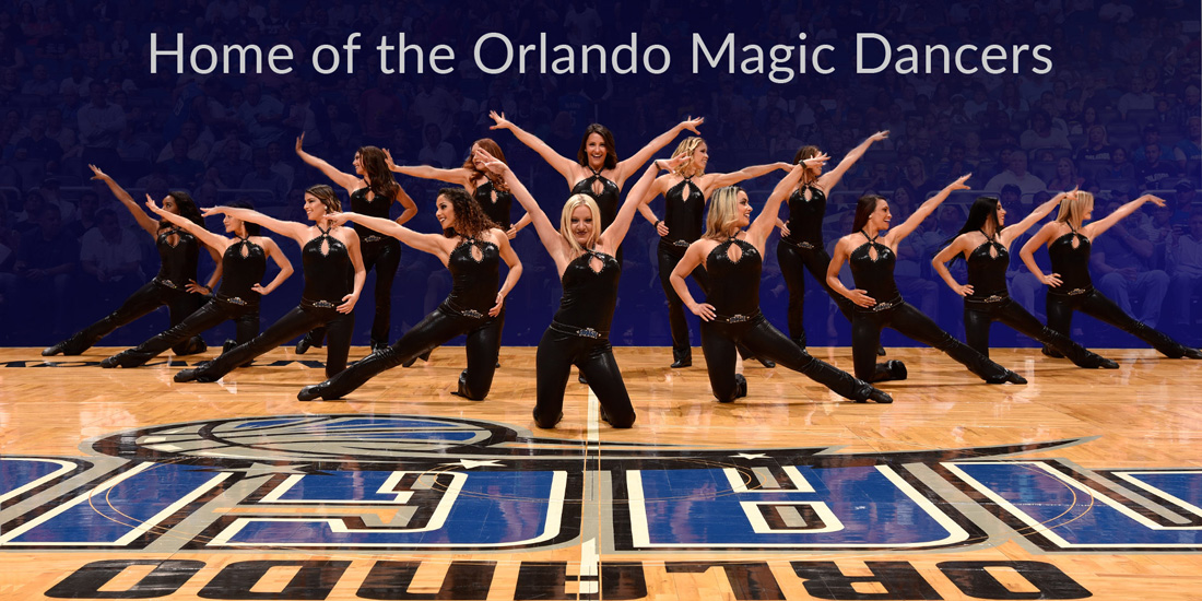 Orlando Magic Dancer Salon