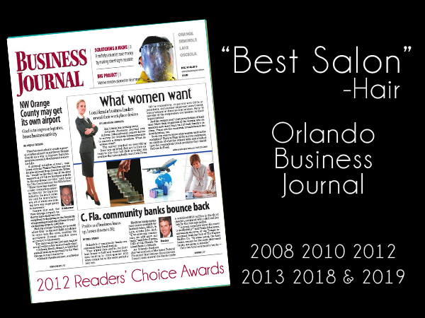 Best Salon Orlando Business Journal