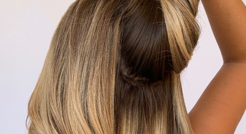 Hand-Tied Hair Extensions Orlando